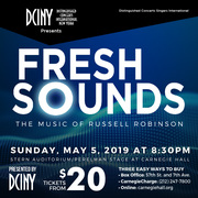 Fresh Sounds: The Music of Russell Robinson