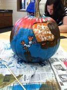 Rhett and Link Pumpkin
