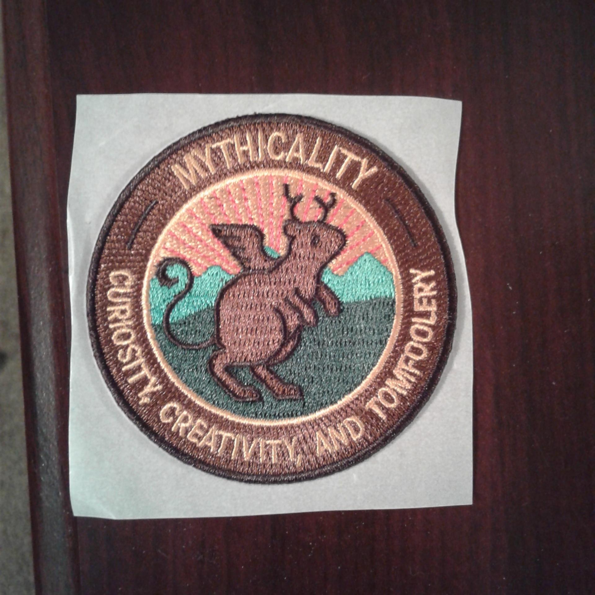 Mythicality Patch