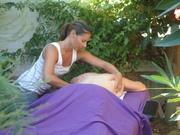 Massage en extérieur