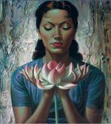 femme lotus