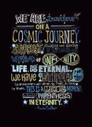 Nous sommes des voyageurs sur le chemin cosmique