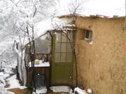 une cabane que j'ai du démolir faute de permis
