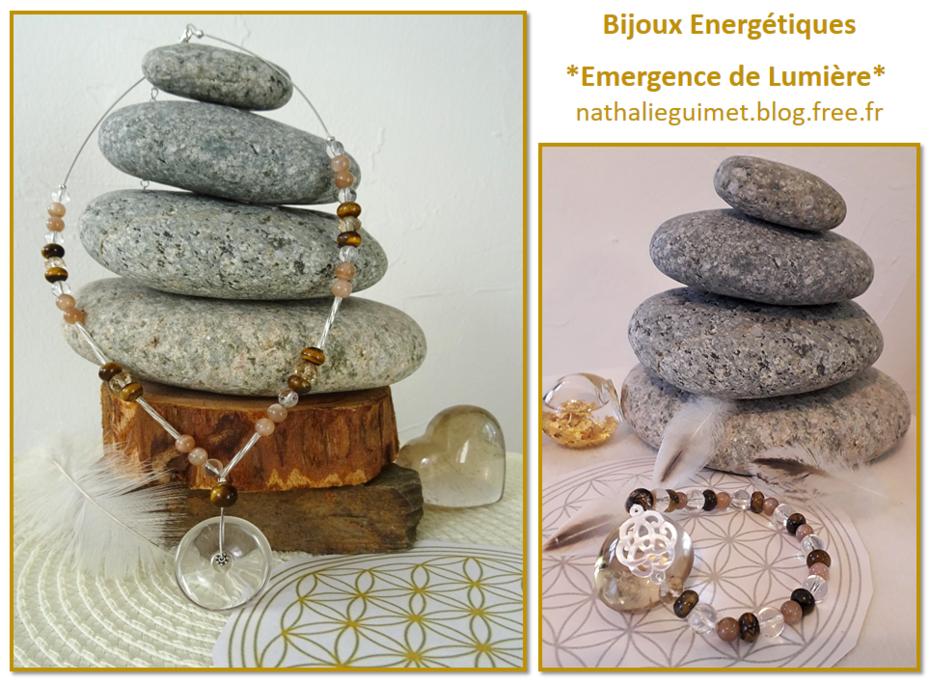 bijoux énergétiques personnalisés