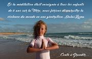 Ateliers enfants méditation de pleine conscience et philosophie