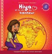 Livre et version audio mp3 Hiya et la clé du bonheur