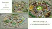 mandal land art
