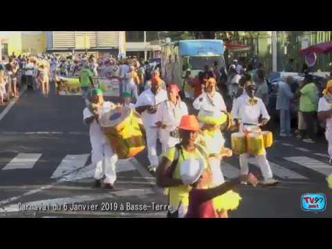 Carnaval du 6 Janvier 2019 à Basse-Terre