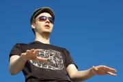 Ulf preaching