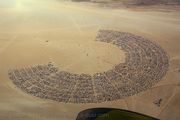 Action Hero Network projects - Burning man