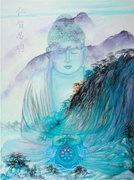 Bluebuddhalarge