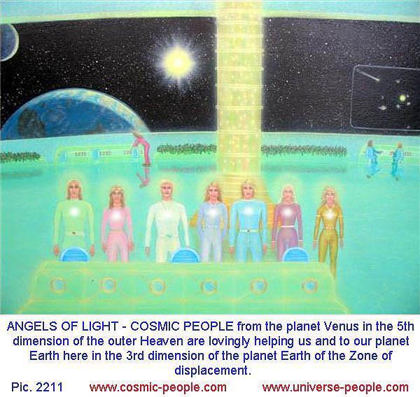 cosmic people 4