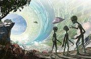 AlienEntities-Inner world