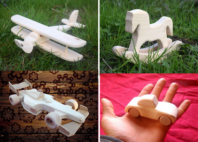 Ethical eco-friendly wooden toys