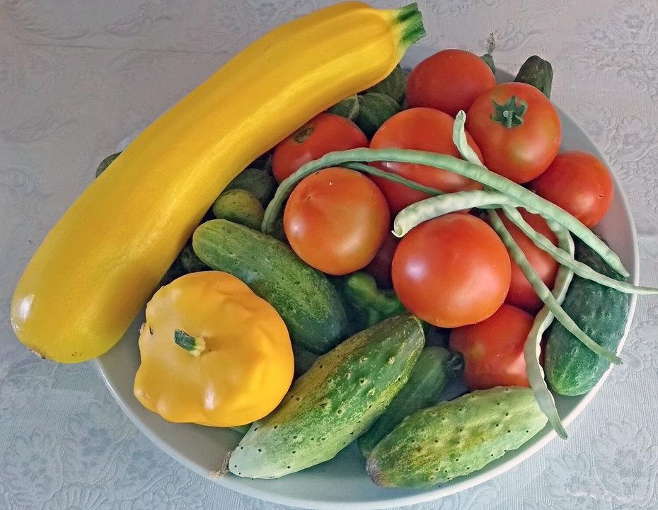 Vegan paradise: