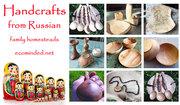 Amazing Russian handcrafts