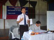 Rev. Dr. Gin Khan Khual