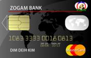 Zogam Credit Card