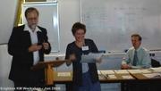 Adrian Poplawski, Micheline Chartrand (CIDA)