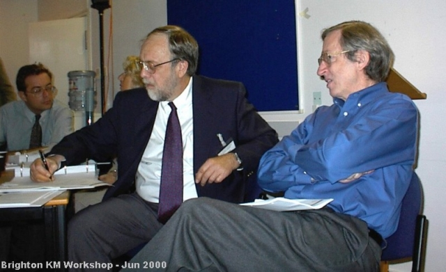 Adrian Poplawski, Steve Denning