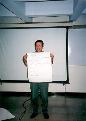 Paul Whiffen, Tearfund