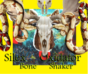 Bone shaker Silex Oxidator