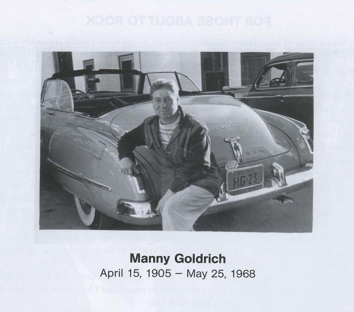 Manny Goldrich