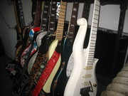 """show boat """"tour"""" guitars"""