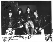 """To Manny's The Ramones"" 1992"