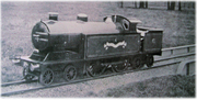 Blacolvesley The World's first steam outline internal combustion loco
