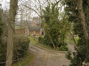 Blakesley site looking towards Towcester