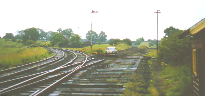 Woodford West Junction (Ron Fisher)