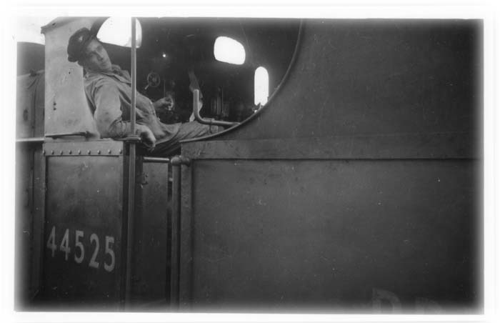 Stratford final farewell - last train to Blisworth