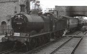 SLS railtour at Byfield 29 4 56 (3F No 43222)