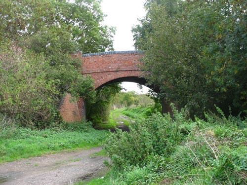 Piddington Road Bridge 171 (near Salcey Forest)
