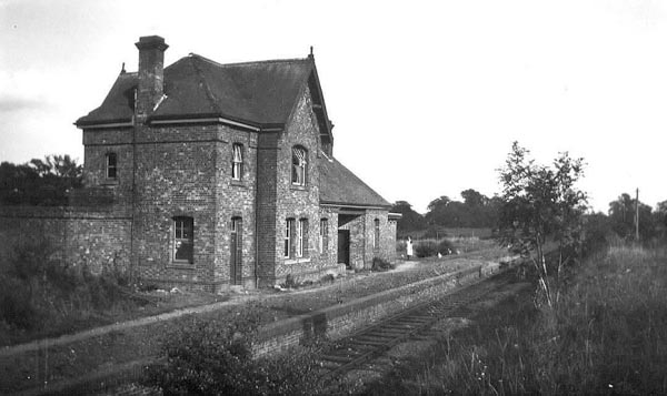 Salcey Forest Station