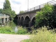 Stratford SMJ bridge site