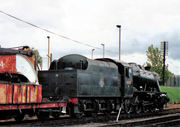 Ex 2E 8F preserved on the GCR