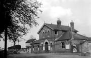 Towcester Station