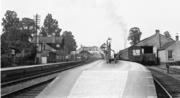 Final day SMJ train to Banbury at Towcester