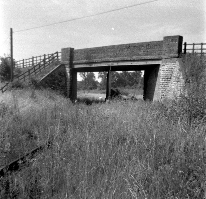 SMJ Tiffield Road bridge 149 Towcester