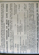 Aston le Walls Sidings (from 1/1/1916 SMJR Appendix to working Timetables