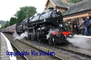 SMJ engine 43106 allocated to Woodford - by kind permission of Nic Burden