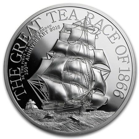 1 oz Silver $5 coin