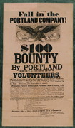 Civil War Bounty Poster