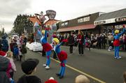Courtenay Christmas Parade