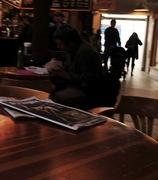 These dark cafe days