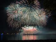Celebration of light - English Bay, Vancouver