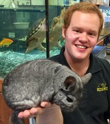 Kevin & South American Chinchilla