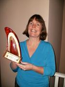 Ann's trophy